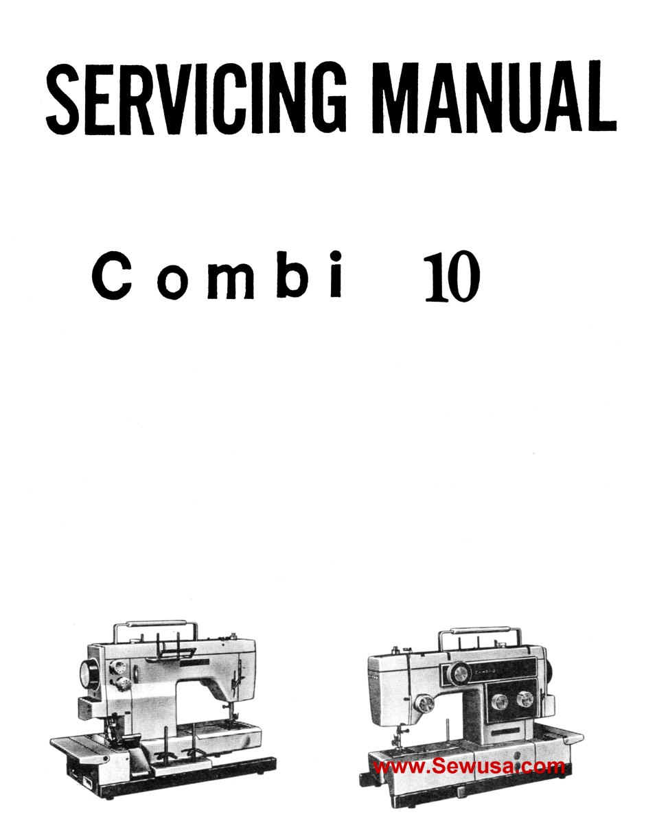 New Home Combi 10 Service Manual, wpe15B.jpg (65987 bytes)