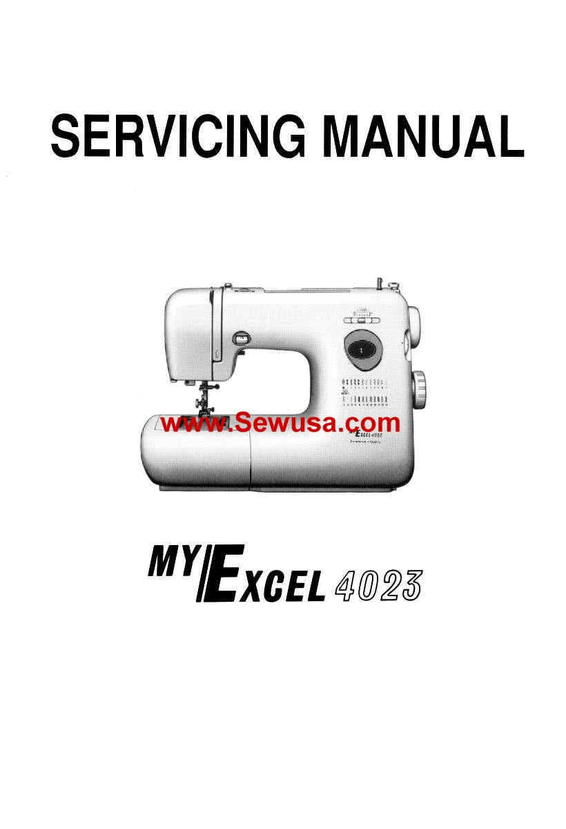 New Home 4023 My Excel Service Manual, wpe1A9.jpg (53967 bytes)